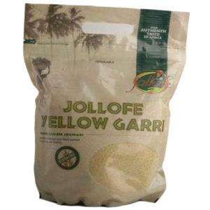 Jollofe Yellow Garri 1.5kg