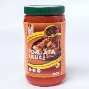 Tomata Sauce Hot 2.3L